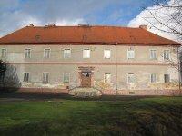 Chyše - karmelitánský klášter  
