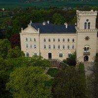 Chyše - zámek