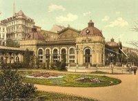 Karlovy Vary - Blanenský pavilon |