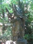 Chyše - socha sv. Vojtěcha  