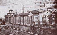 Karlovy Vary - empírová Vřídelní kolonáda |