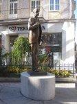 Karlovy Vary - pomník Tomáše Garrigua Masaryka  