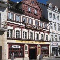 Karlovy Vary - dům Petr