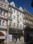 Karlovy Vary - dům U tří mouřenínů |