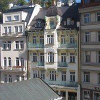 Karlovy Vary - dům Felix Zawojski