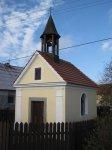 Bošov - kaple sv. Floriána  