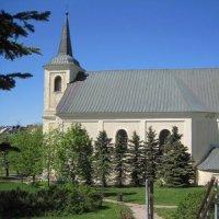 Boží Dar - kostel sv. Anny