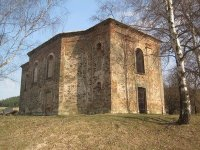 Branišov - kostel sv. Blažeje  