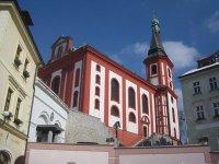 Loket - kostel sv. Václava  