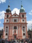 Chlum Svaté Maří - kostel Nanebevzetí Panny Marie  |
