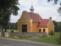 Stružná - kaple sv. Josefa  
