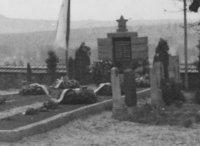 Sedlec - pomník umučeným Rudoarmějcům |