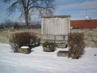 Dalovice - pomník obětem 1. světové války |