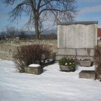 Dalovice - pomník obětem 1. světové války