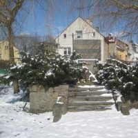 Dalovice - pomník válečným obětem