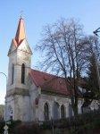 Březová - kostel Jména Panny Marie  