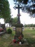 Stružná - hřbitovní kříž |