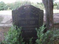 Stružná - pomník obětem 1. světové války  