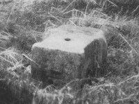 Těš - železný kříž  