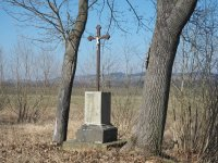 Prohoř - Schopfův kříž   Prohoř - Schopfův kříž