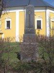 Stanovice - pomník obětem 1. světové války |