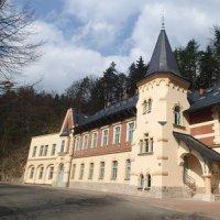 Kyselka - dům Stallburg