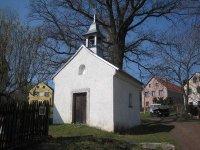 Číhaná - kaple sv. Jana a Pavla |
