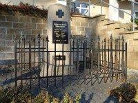 Hrušková - pomník obětem 1. světové války  