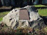 Jáchymov - památník obětem 2. světové války  