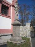 Chodov - socha sv. Šebestiána |