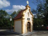 Loket - kaple sv. Anny  
