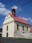 Děpoltovice - kostel sv. Michaela Archanděla |