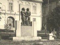 Žlutice - pomník osvobození | Žlutice - pomník osvobození