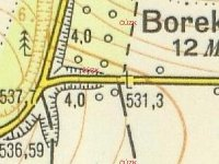 Borek - Schopfův kříž | Borek - Schopfův kříž