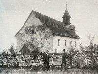 Vranov - kostel sv. Jakuba Většího | Vranov - kostel sv. Jakuba Většího