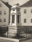 Krásné Údolí - pomník obětem 1. světové války | Krásné Údolí - pomník obětem 1. světové války