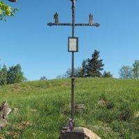 Andělská Hora - Hacklův kříž