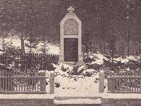 Pstruží - pomník obětem 1. světové války   Pstruží - pomník obětem 1. světové války