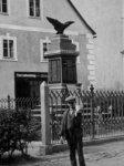 Nejdek - pomník obětem 1. světové války   Nejdek - pomník obětem 1. světové války