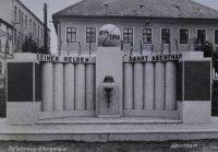 Abertamy - pomník obětem 1. světové války | Abertamy - pomník obětem 1. světové války