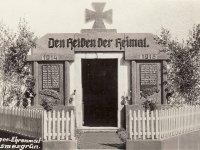 Osvinov - pomník obětem 1. světové války | Osvinov - pomník obětem 1. světové války