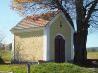 Nadlesí - kaple Panny Marie | Nadlesí - kaple Panny Marie