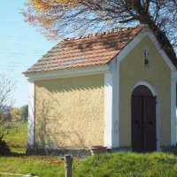 Nadlesí - kaple Panny Marie
