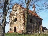 Verušičky - kaple Nejsvětější Trojice   Verušičky - kaple Nejsvětější Trojice