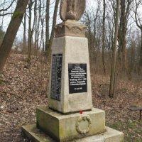 Opatov - pomník obětem 1. světové války