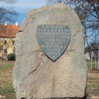 Štědrá - pomník osvobození