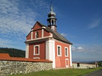 Valeč - kaple Panny Marie Bolestné |