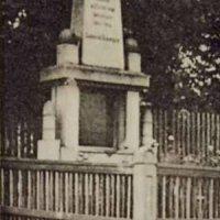Hájek - pomník obětem 1. světové války