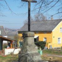 Prohoř - železný kříž