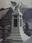 Kfely - pomník obětem 1. světové války | Kfely - pomník obětem 1. světové války